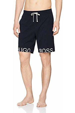 HUGO BOSS Men's Identity Shorts Pyjama Set, (Dark 403)