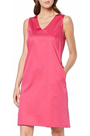 Daniel Hechter Women's V Neck Dress (Raspberry 235)