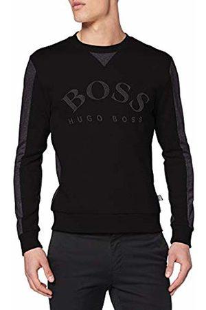 HUGO BOSS Men's Salbo Sweatshirt, ( 001)