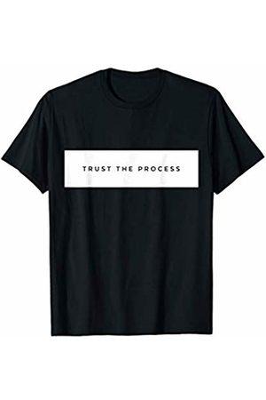 Enzify Trust The Process Motivation T-shirt Hustle Rap Secure Bag