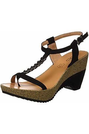 Les P'tites Bombes Women's Maeva Open Toe Sandals