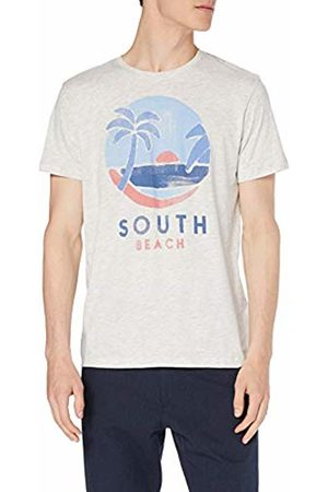 Esprit Men's 059EE2K001 T-Shirt, ( 110)