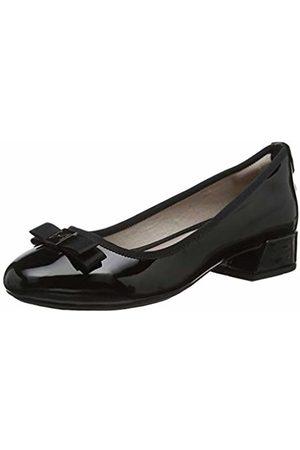 Butterfly Twists Women's Farah Closed Toe Ballet Flats, ( Patent 707)