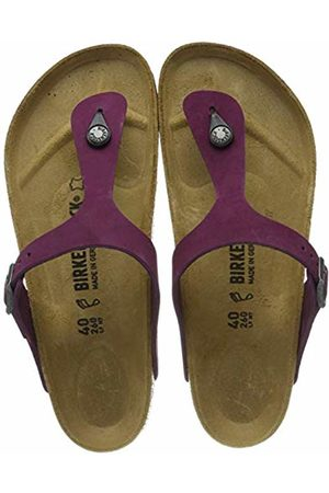 Birkenstock Women's Gizeh Flip Flops Berry 6.5 UK