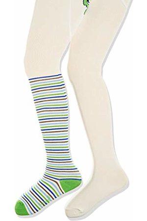 Playshoes Girls Tights & Stockings - Girl's Schildkröte und Unifarben mit Komfortbund Tights