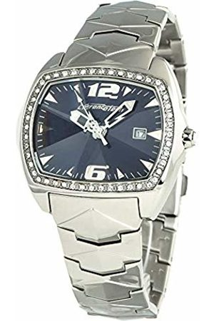 Chronotech Womens Analogue Quartz Watch with Stainless Steel Strap CT2188LS-03M
