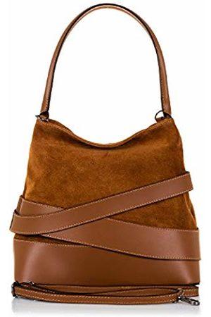 Firenze Artegiani . Woman Geunuine Leather handbag. TOTE Top Handle Fine Soft Leather Bag.MADE IN ITALY. GENUINE ITALIAN LEATHER30x28x16 cm. Color: Leather