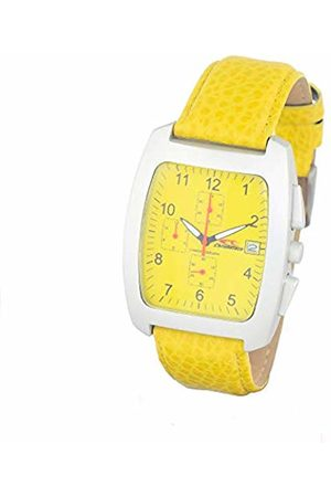 ChronoTech Unisex Adult Analogue Quartz Watch with Leather Strap CT1061-05