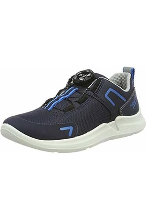 Superfit Boys Trainers - Boys' Thunder Low-Top Sneakers, Blau 80