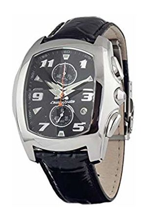 ChronoTech Mens Analogue Quartz Watch with Leather Strap CT7895M-62