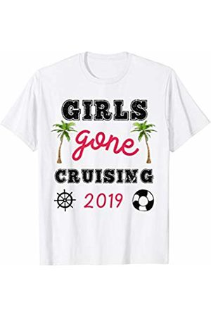 Cruise Ship Accessory Tee Girls Gone Cruising 2019 Cruise Ship Accessories T-Shirt T-Shirt