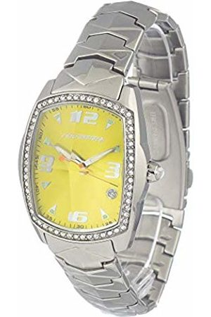 Chronotech Womens Analogue Quartz Watch with Stainless Steel Strap CT7504LS-05M