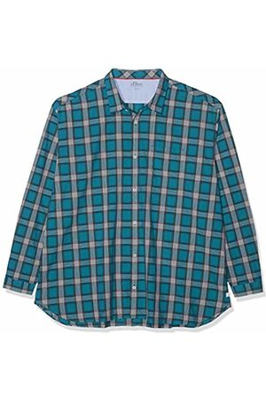 s.Oliver Men's 15.902.21.6809 Casual Shirt