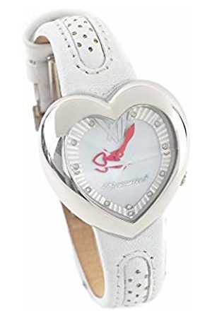 ChronoTech Womens Analogue Quartz Watch with Leather Strap CT7688L-01