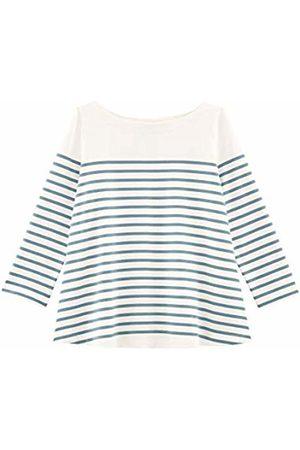 Petit Bateau Women's marinière_4904901 Longsleeve T-Shirt