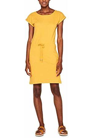 Esprit Women's 049ee1e004 Dress, (Brass 720)