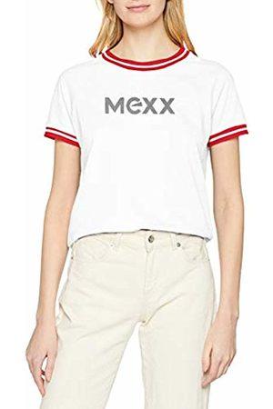 Mexx Women's T-Shirt, (Bright 110601)