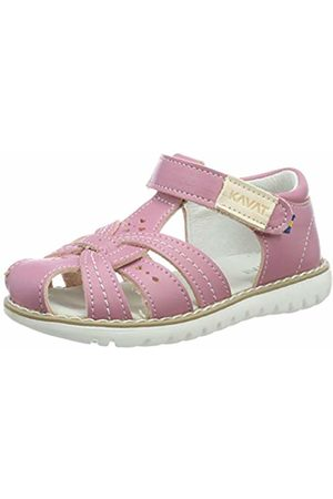 Kavat Girls' Blomviken Closed Toe Sandals 7 UK