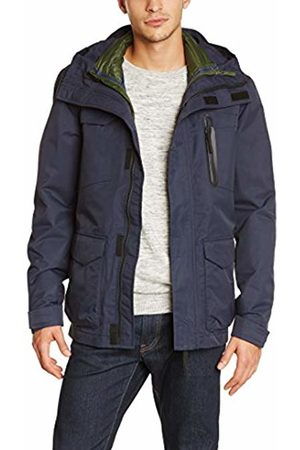 Esprit Esprit EDC Men's 094CC2G010 Parka Long Sleeve Coat Coat