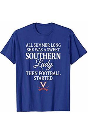 FanPrint Virginia Cavaliers Southern Lady T-Shirt - Apparel