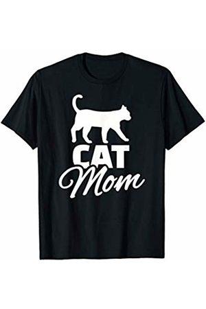 Caterpillar Cat mom T-Shirt