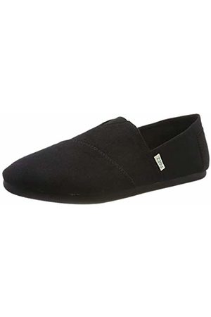 Paez Men's Classic Block Color Espadrilles (Negro 001) 11 UK