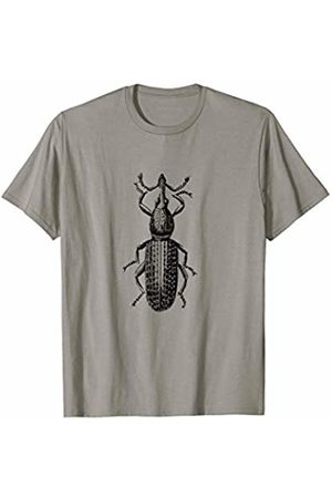 The New Antique Maize Weevil Insect Print T-Shirt