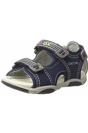 Geox B SANDAL AGASIM BOY F, Baby Boys' Open Toe Sandals