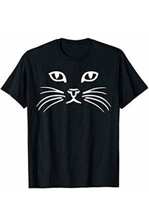 Caterpillar Cat face T-Shirt