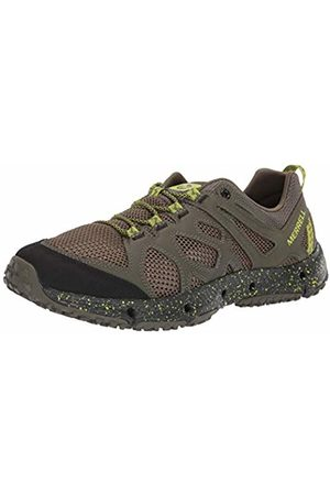 Merrell Men's Hydrotrekker Water Shoes, Dusty Olive/Lime