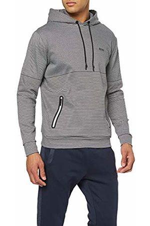 HUGO BOSS Men's Soody 1 Sweatshirt, ( 001)