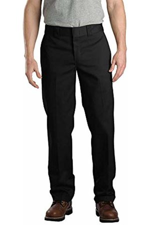 Dickies Men's Straight Work Slim Trousers - 34W x 34L