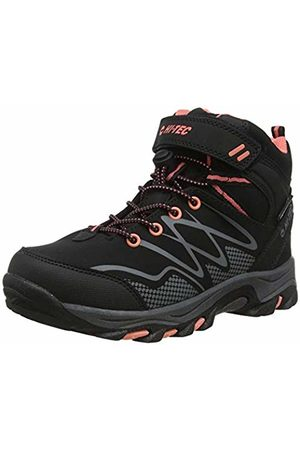 Hi-Tec Unisex Kid's Blackout MID WP JRG High Rise Hiking Boots, ( / 21)