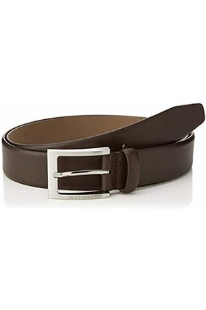 HUGO BOSS Men's Barnabie Belt, (Dark 203)
