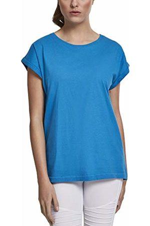 Urban classics Women's Ladies Extended Shoulder Tee T-Shirt