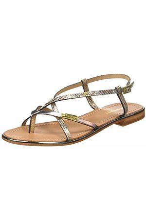 Les Tropéziennes par M Belarbi Women's Monaco Sling Back Sandals, ( /Bronze 45)