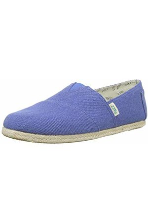 Paez Men's Classic Essential Navy Espadrilles (Azul 301) 10 UK