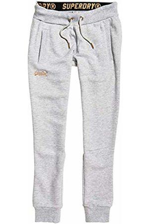 Superdry Women's Orange Label Elite Jogger Sports Trousers, (June Marl Q4k)