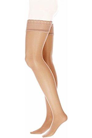 Glamory Women's Vital 40 Hold-up Stockings, 40 DEN, Teint)