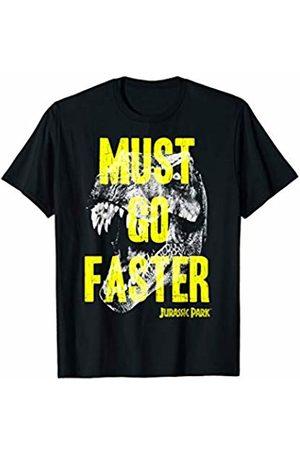Jurassic Park T-Rex Must Go Faster T-Shirt
