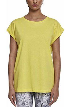Urban classics Women's Ladies Extended Shoulder Tee T-Shirt, (Bright- 01684)