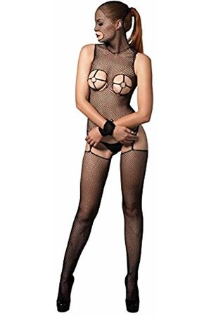 Leg Avenue Bodystocking With O-Ring Cups