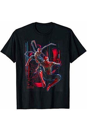Marvel Infinity War Spider-Man Suit Tech Graphic T-Shirt
