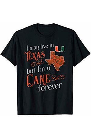 FanPrint Miami Hurricanes Out Of State Loving T-Shirt - Apparel