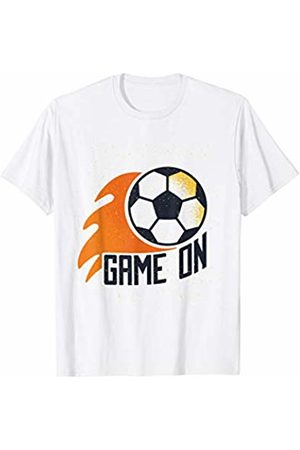 Soccer game on sports shirts Game On - Soccer Sports Football Graphic T-Shirt
