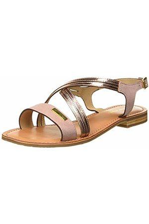 Les Tropéziennes par M Belarbi Women's Handy Sling Back Sandals, Rose 929