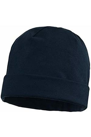 maximo Boy's Cap with Turn Up, Jersey Plain Hat