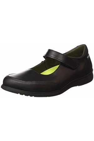 Gorila Unisex Kids' Pencil Mocassins, (Negro 2)