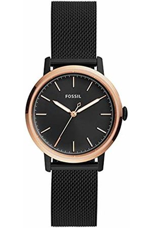 Fossil Womens Analogue Quartz Watch with Stainless Steel Strap ES4467