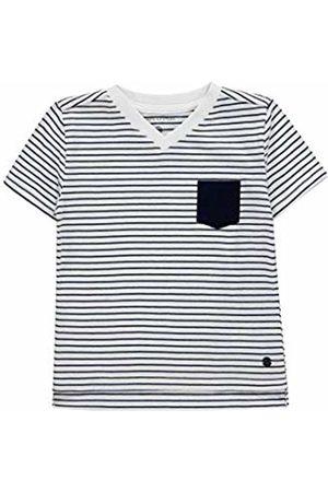 Marc O' Polo Boy's T-Shirt 1/4 Arm (Y/D Stripe|